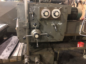 "Summit 4"" Horizontal Boring Mill with Tooling"