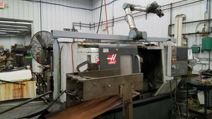 2012 Haas ST-10 - Live Tooling Included - Robot Included at Add'tl Cost - Video!
