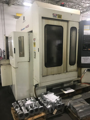 1998 Kitamura Mycenter H400 Horizontal Machining Center