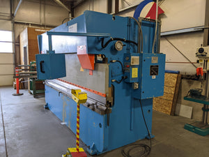 175 Ton X 12' Krras Bend 160.37 CNC Press Brake, 2005