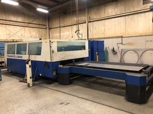 2006 Trumpf Trumatic L 3050 6K CO2 Laser