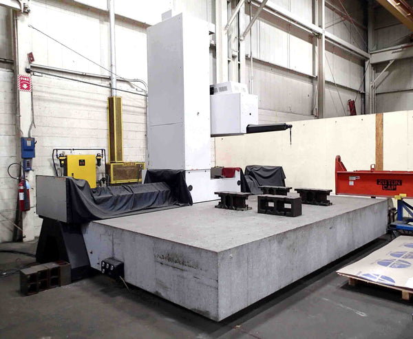 "LK Metrology 4 CMM- 98"" x 44"" x 57"", Renishaw"