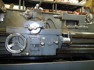 "LeBlond Regal 1954 Servo Shift Lathe- 19"" Swing, 54"" Centers, 3' Through Hole"