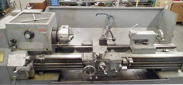 "LeBlond Regal 1954 Servo Shift Lathe- 19"" Swing, 54"" Centers, 3"" Through Hole"