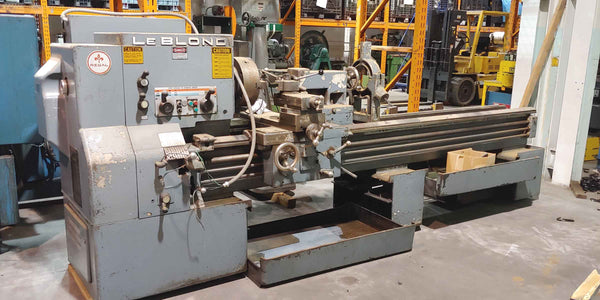"LeBlond Regal 18"" x 96"" Lathe- Tailstock, Steady Rest, 26"" O/Gap"