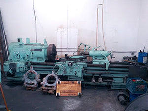 "25"" X 72"" Monarch Lathe"