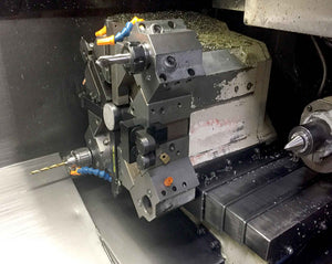 Mazak Quick Turn 15 CNC Lathe- Priced for Removal