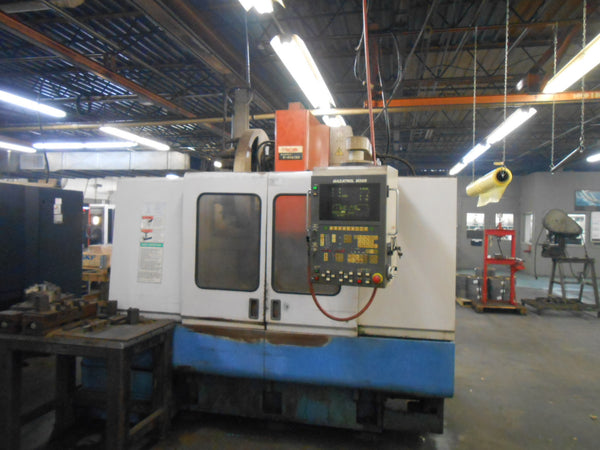 1994 MAZAK MAZATECH V-414 VERTICAL MACHINING CENTER (Needs new Encoder)