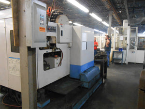 MAZAK MAZATECH V-414 VMC, 1994 (Needs new Encoder)