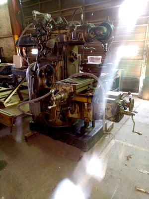 Cincinnati Milling Machine No. 2