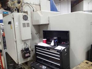 Milltronics Partner 7 VII Series H Vertical Machining Center, 1994- Centurion V 7 Control