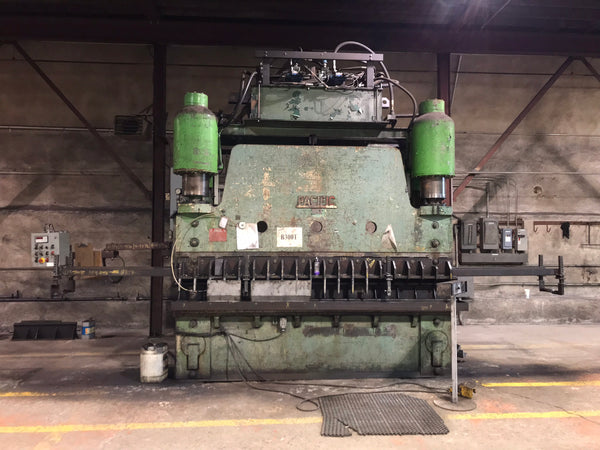 300 Ton x 10' Pacific 300-10 Press Brake