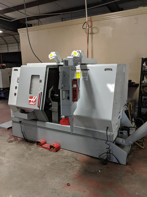 2005 Haas SL20 C-axis/Live Tooling (low Hours) Tooling included