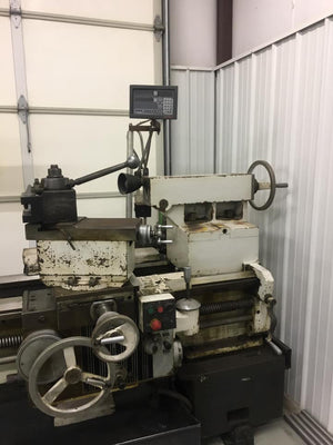 2008 Vanguard CW6293C Gap Bend Engine Lathe, Priced to Sell, Video Available!