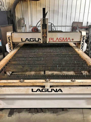2016 Laguna 5X10 Plasma Water  Table Low hours