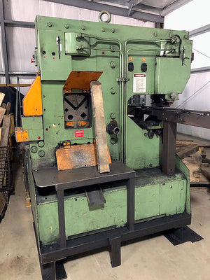 Peddinghaus Peddimax 110/140 Iron Worker, 1997- With Tooling