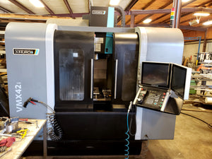2018 Hurco VMX42i CNC Vertical Machining Center