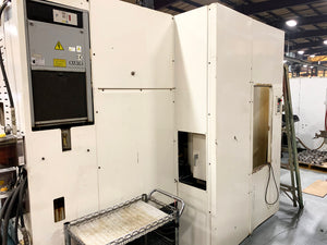 1998 Mitsubishi M-H4B CNC Horizontal Machining Center