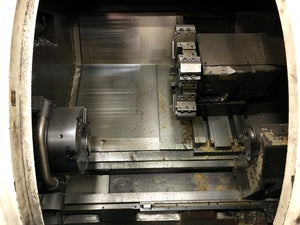 2006 Johnford SL-500A CNC Lathe