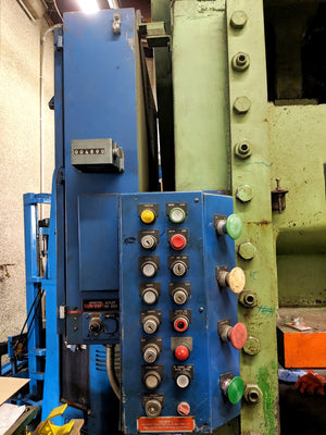 Bliss 150 Ton Press, Model S2-150-60-36 **Priced to Move**