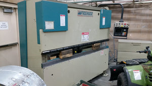 70 Ton X 8' Premier 870-R CNC Press Brake, 2000 - 2 Axis Back Gauge