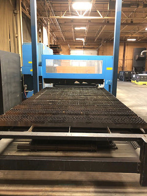 5000 Watt Prima Platino 2040 HS Laser, 2007- 2018 Upgraded, 6' X 12' Dual Tables