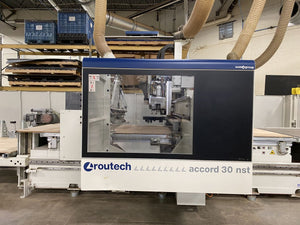 Routech Accord 30 FX-M CNC Router, 2016