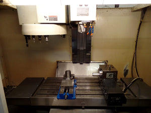 1995 Fadal 4020HT with 4th Axis, Extended Z Axis and 10k RPM