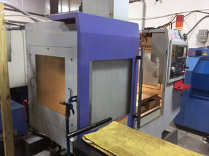Sharp SV-2412 VMC, 2003 - USB, 16 ATC, Fanuc