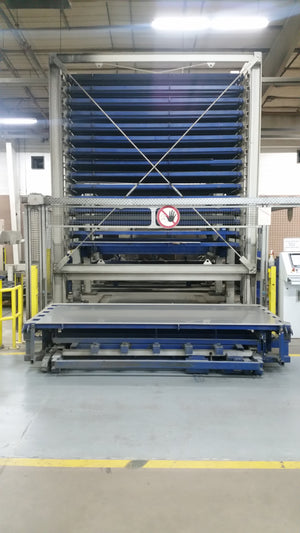 Stopa Storage/Retrieval System, 2004