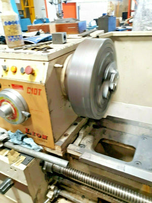 "33"" x 138"" Lion C10T Manual Engine Lathe"