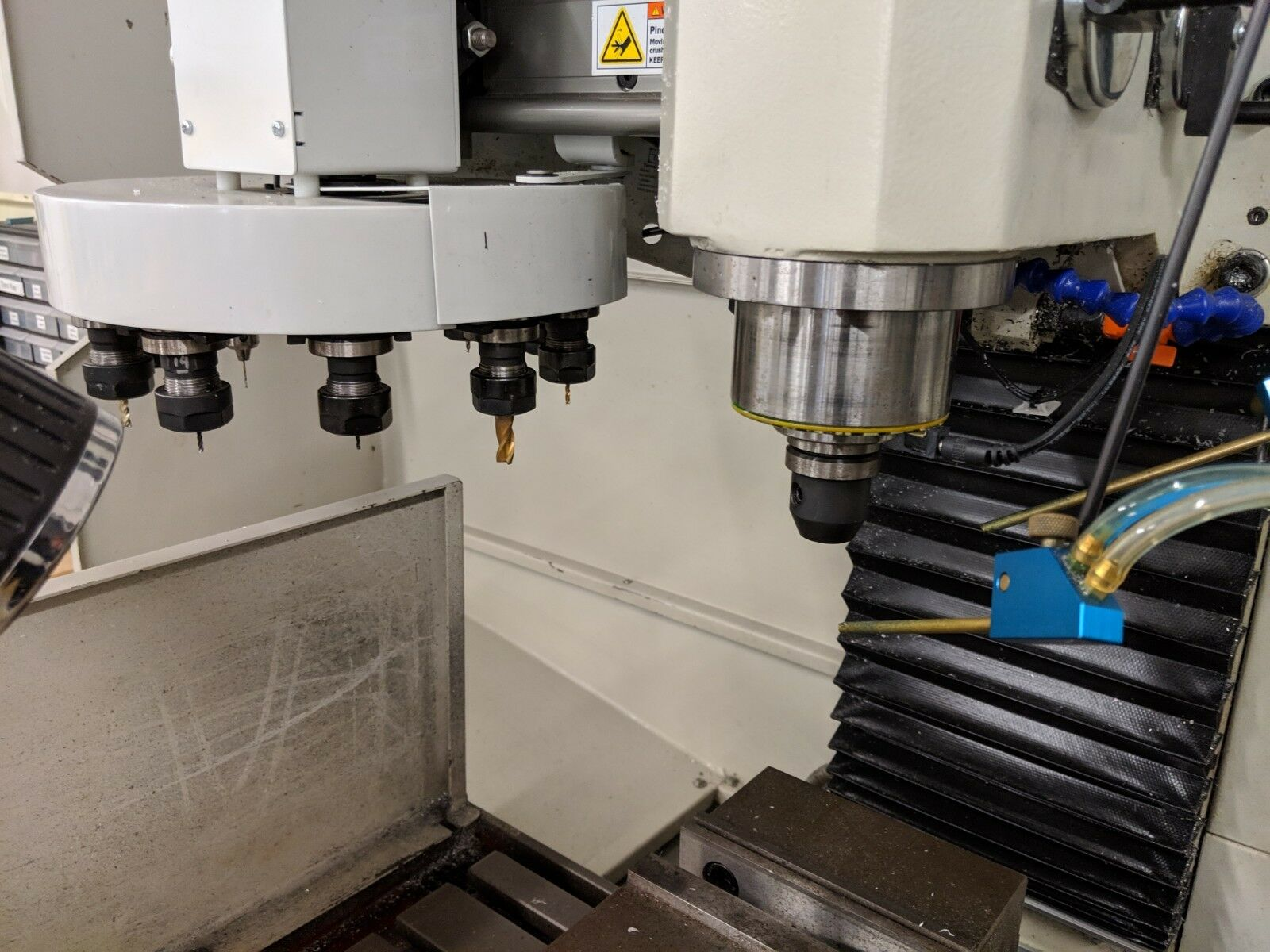 2013 Tormach PCNC 1100 - Series 3 - Loaded with Options: ATC, Deluxe Stand,  Vid!