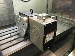2014 Haas VF-3SS 4 Axis -HRT 210 - Wireless Probe - SMTC, Auger, and More...