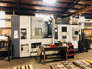 2005 Okuma MA-600HB - Tool Setter, Spindle Chiller, Probe, Video Available!