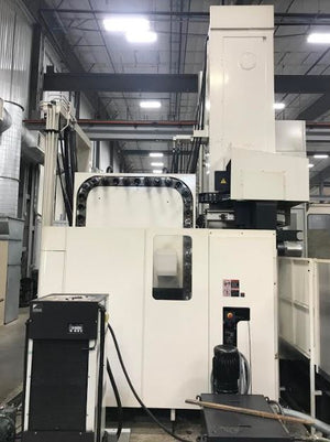 "Toshiba BP-150 R22 6"" SPINDLE BORING MILL, 2015"