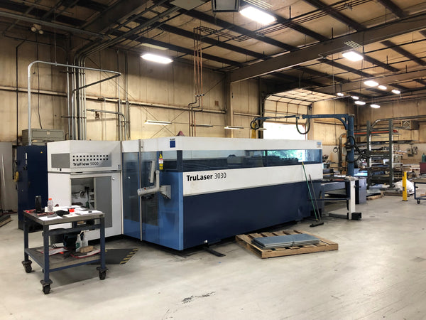 2012 Trumpf TruLaser 3030 5K CO2 Laser - Available for inspection
