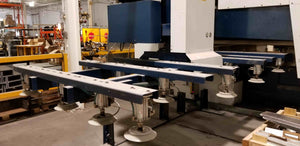 Trumpf TruLaser 2030 CNC Laser, 2009 - 5x10 Table, 3200 Watt, 8446 Beam Hours