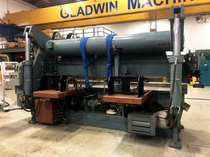 175 Ton x 12' Accurpress 717512 CNC Press Brake, 1988