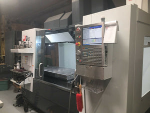 Haas VF-3YT VMC 2017 - 4th Ready, WIPS, Thru Spindle, Low Hours