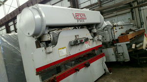 65 Ton X 10' Verson 208-65 Mechanical Press Brake, 1967