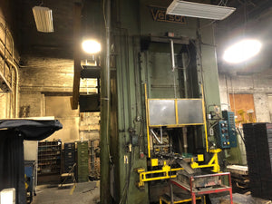 1000 Ton Verson S1-1000-48-42 Straight Press
