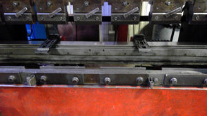 88 Ton x 8' Amada HFE 80-25 S CNC Press Brake, 2000 - Known Issue, Sold as is