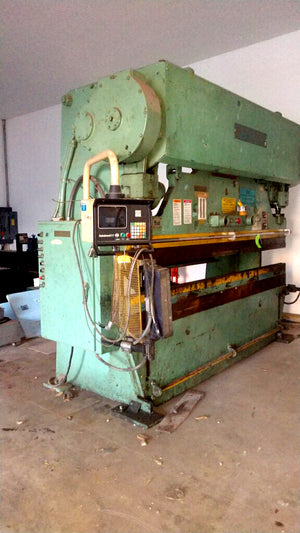 90 Ton x 10' Wysong CNC Press Brake