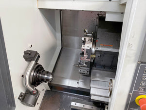 "Yama-Seiki GLS-2000 High Speed CNC Lathe, 2011- Fanuc, 3"" Hole, Tail Stock"