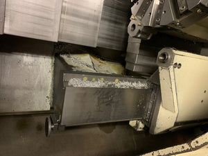 1991 Hardinge Conquest CS-51 Lathe, Chip Conveyor, Priced To Sell