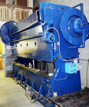 250 Ton x 14' Cincinnati Press Brake- Tooling Included