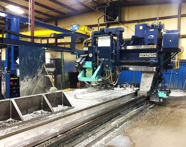 Cincinnati 5-Axis CNC Gantry Mill