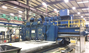 Cincinnati 5-Axis 3-Spindle CNC Gantry Mill