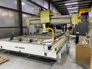 CS Onsrud 193G24W10 G-Series Gantry Type CNC Router, 2020