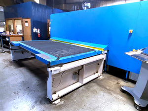 2011 Cy 3015 2D Fiber Laser, Extremely Low hours, Under Power, 500k New Price